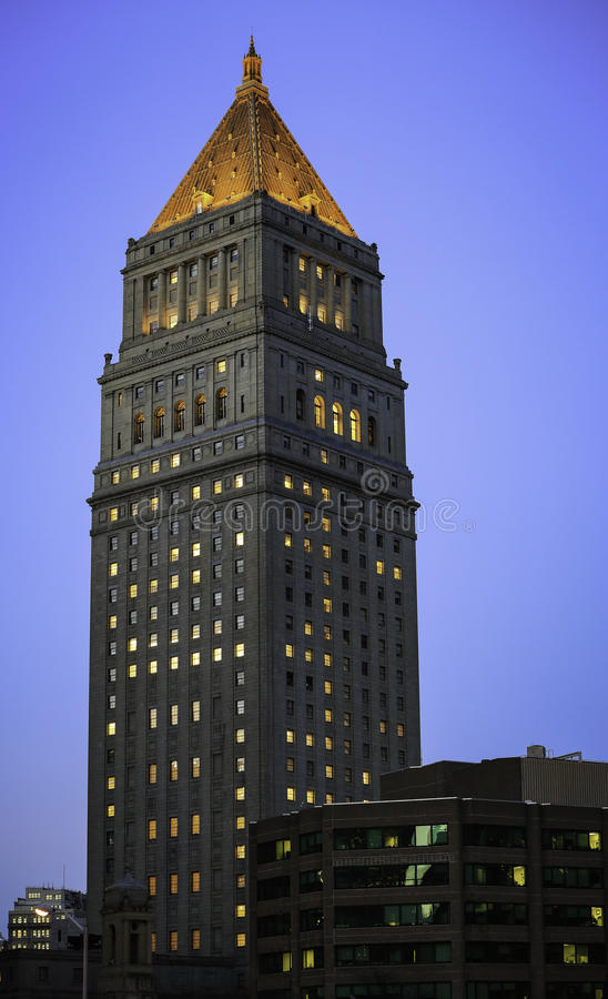 De Afdeling van de Rechtvaardigheid van de V.S. - de Stad van New York royalty-vrije stock foto