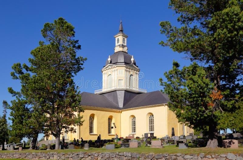 De Alatornio-kerk stock fotografie