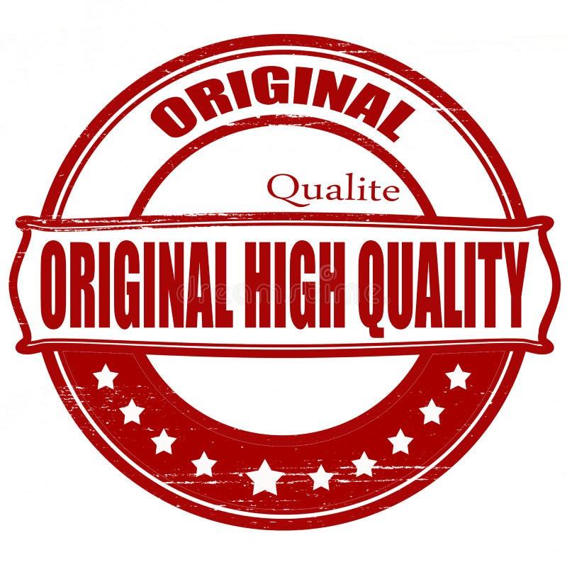 De alta calidad original stock de ilustración