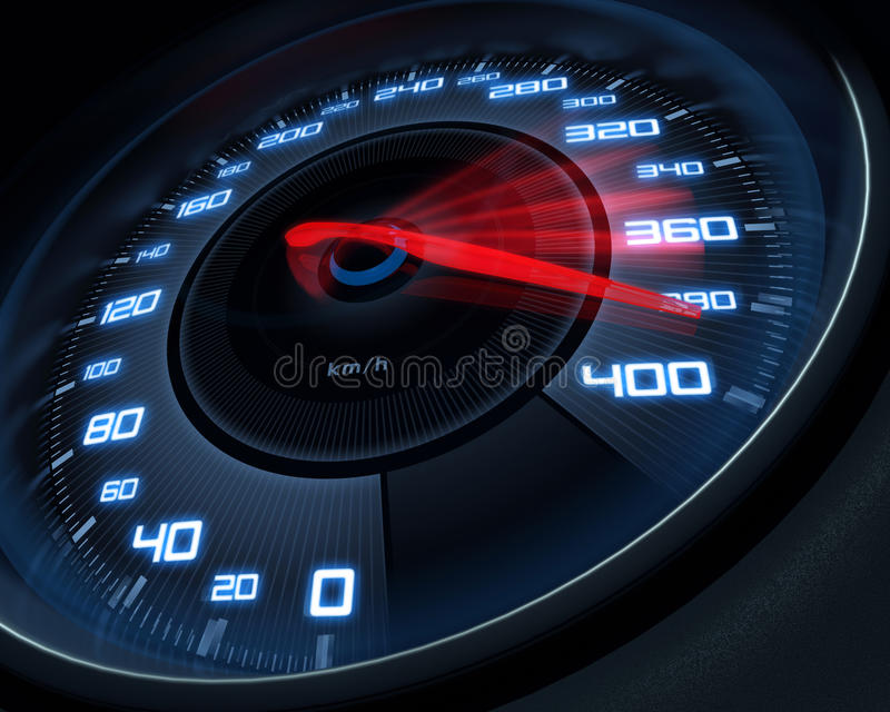 De alta velocidad libre illustration