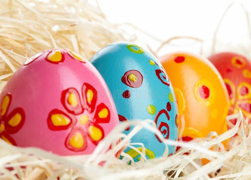 De ambacht van Pasen stock afbeeldingen