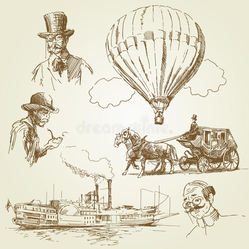 De antaño libre illustration