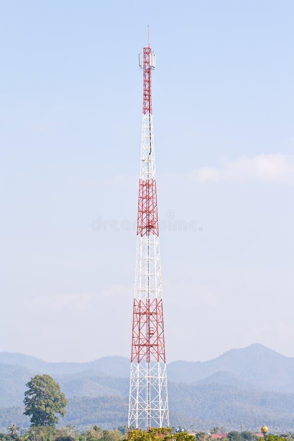 De antenne royalty-vrije stock fotografie