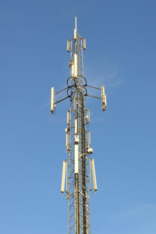 Download De antenne van de telefoon stock foto. Afbeelding bestaande uit torens - 38660