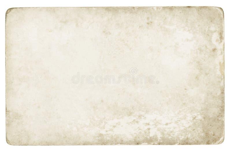 De antieke Achtergrond van het Document stock foto