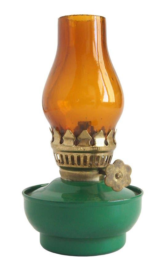 De antieke Lamp van de Olie royalty-vrije stock foto