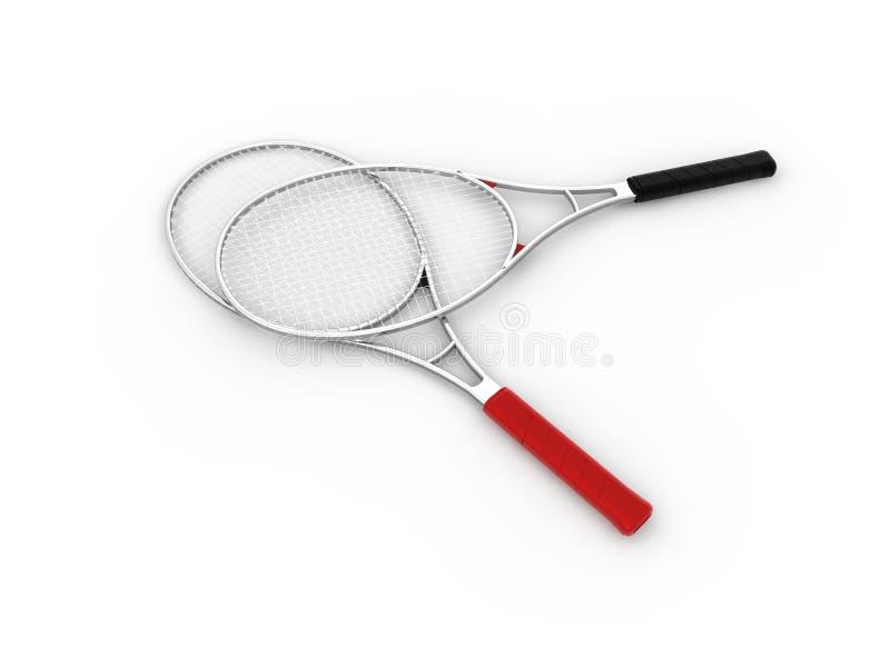 De apparatuur van de sport concept stock illustratie