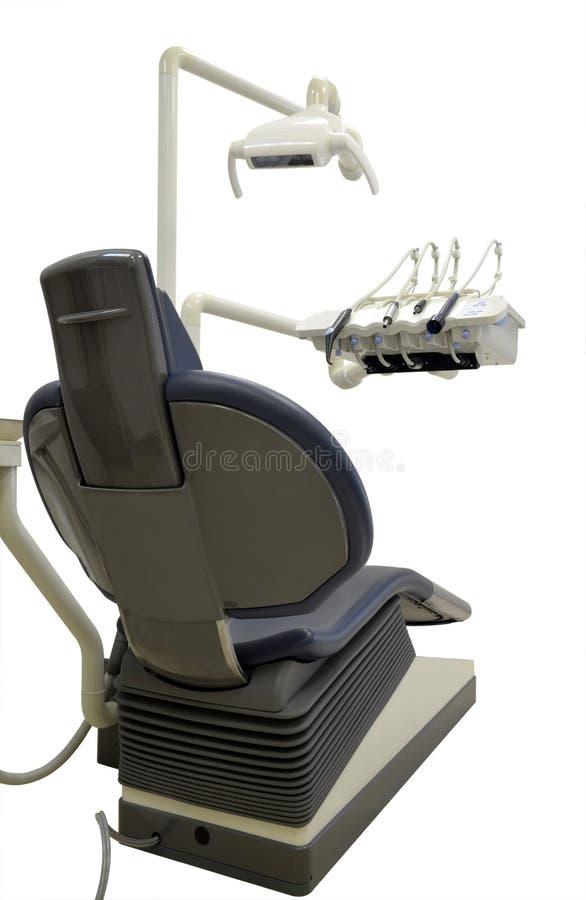 De apparatuur van de tandarts royalty-vrije stock afbeelding