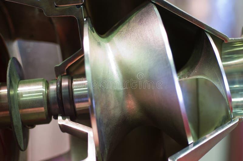 De apparatuur van de voedselbereidingsindustrie. stock fotografie