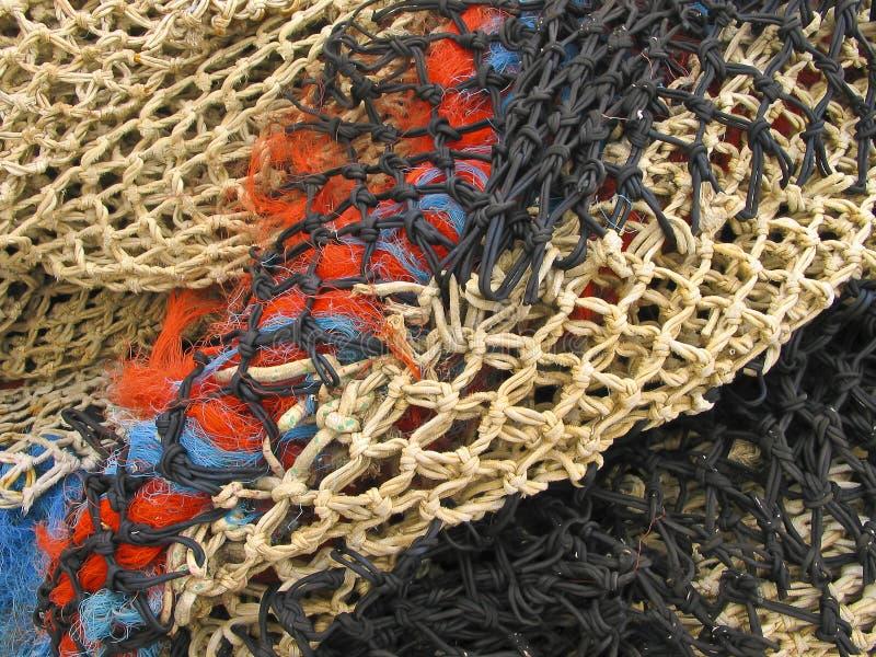 De apparatuur van Fishermens royalty-vrije stock foto's