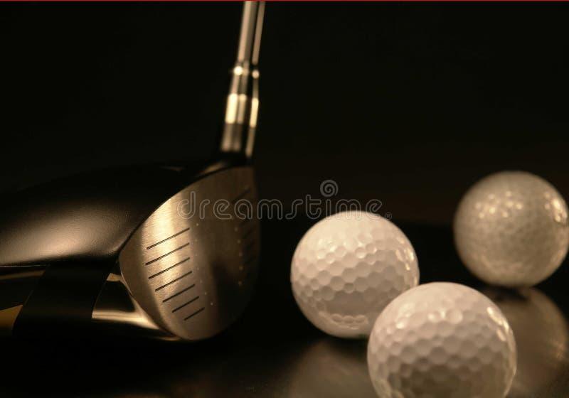 De Apparatuur van Golfing stock foto