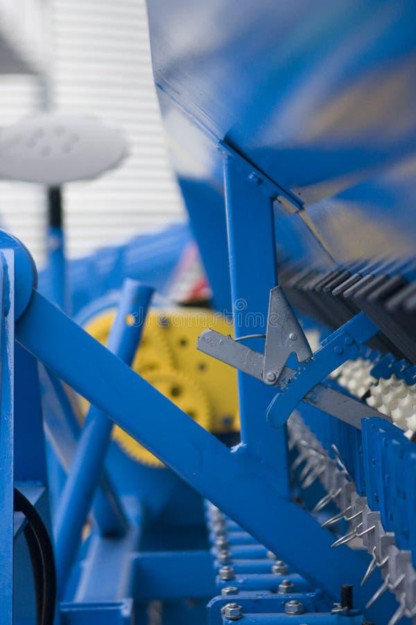 De apparatuur van het landbouwbedrijf stock fotografie