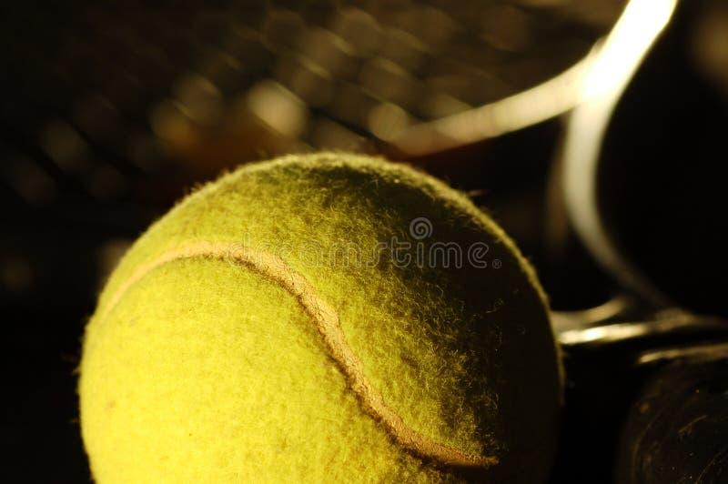 De apparatuur van het tennis royalty-vrije stock foto's