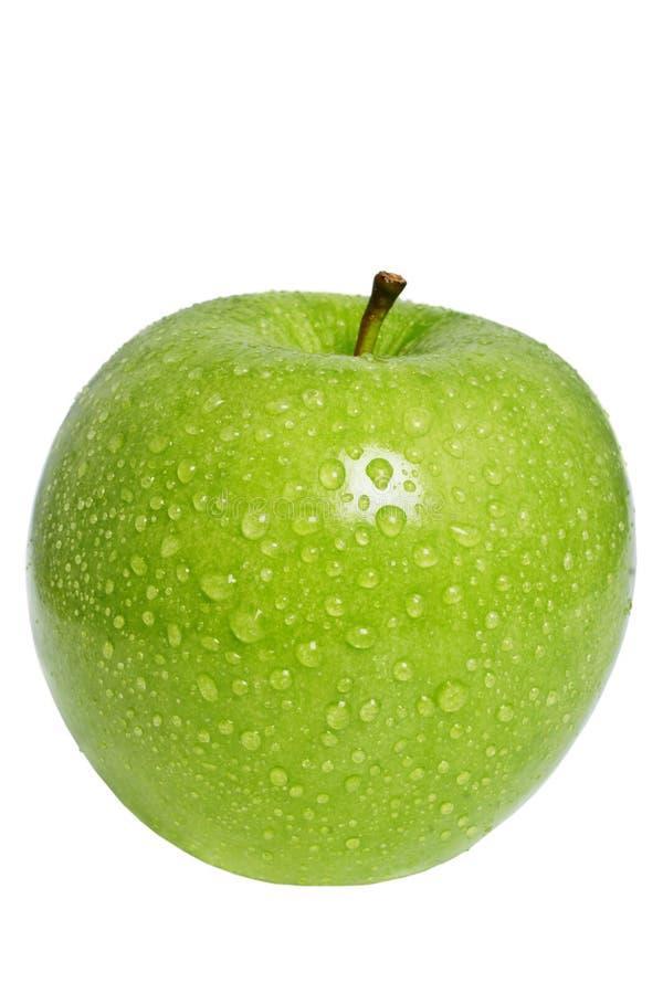 De appel van de Granny Smith royalty-vrije stock afbeelding