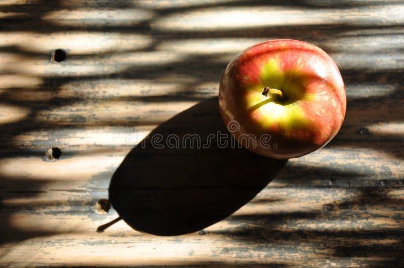 De appel van het land stock afbeelding