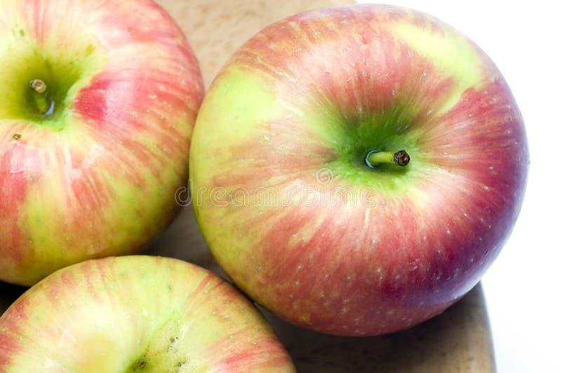 De appelen van Honeycrisp royalty-vrije stock foto's