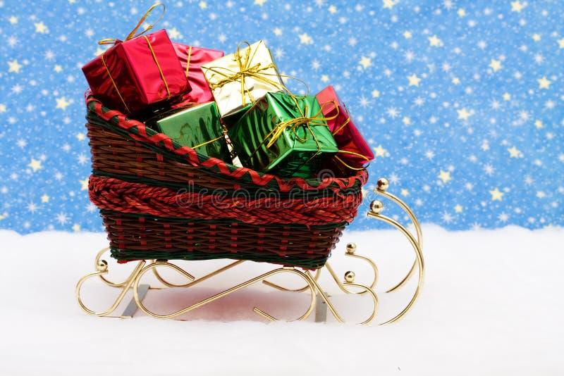 De Ar van Santas stock foto's