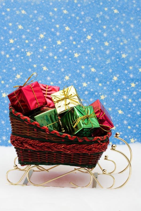 De Ar van Santas royalty-vrije stock foto
