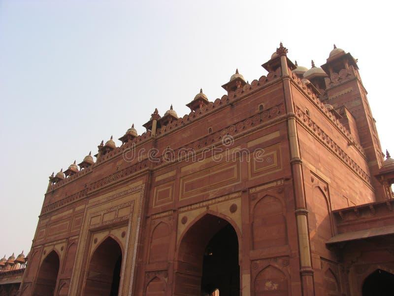 De architectuur India van Mughal stock foto's