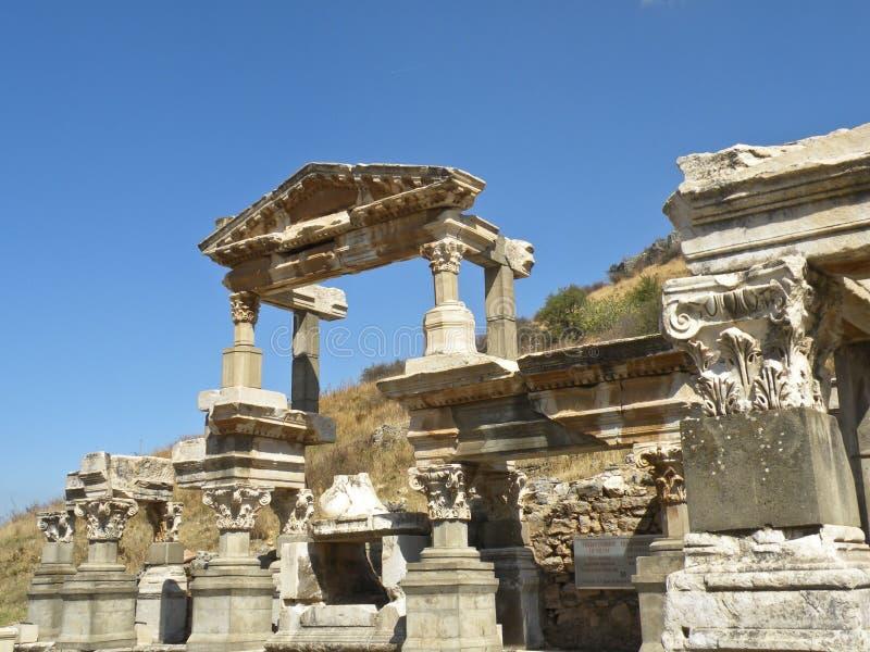 De architectuur van Antigue royalty-vrije stock fotografie