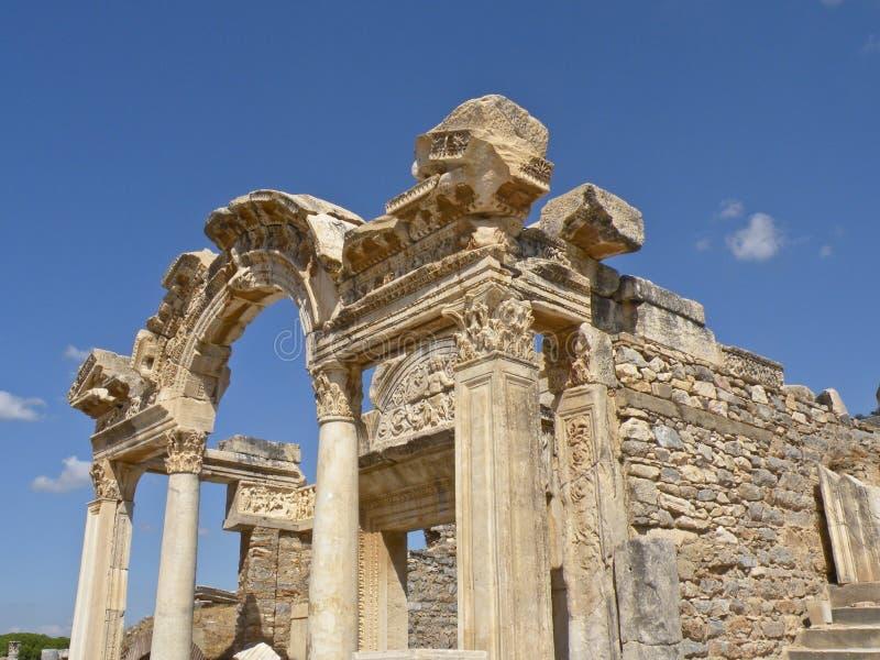 De architectuur van Antigue stock afbeeldingen