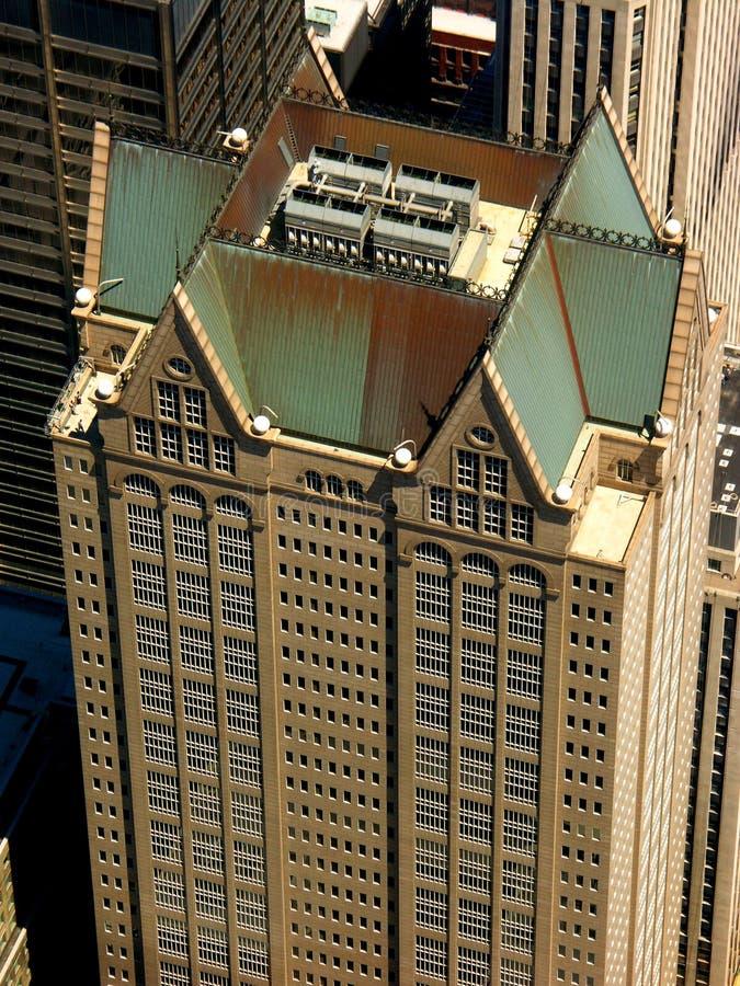 De architectuur van Chicago royalty-vrije stock foto