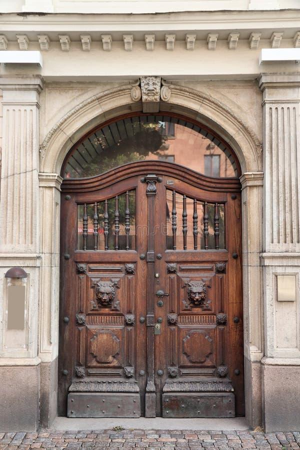 De Architectuur van Gothenburg royalty-vrije stock afbeeldingen