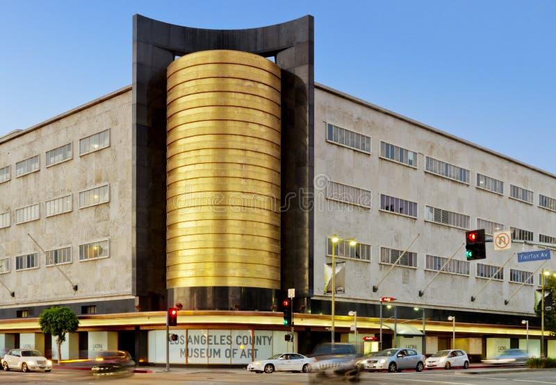 De Architectuur van het art deco in Los Angeles royalty-vrije stock foto's