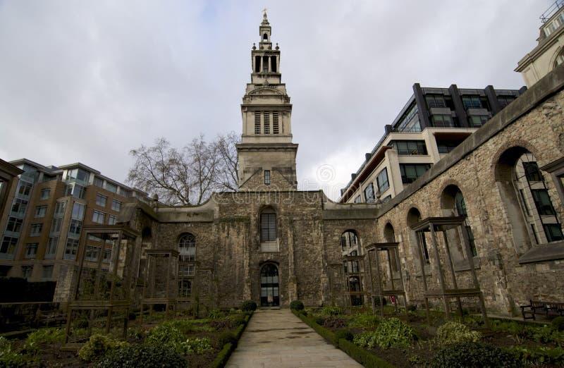 De Architectuur van Londen stock foto's