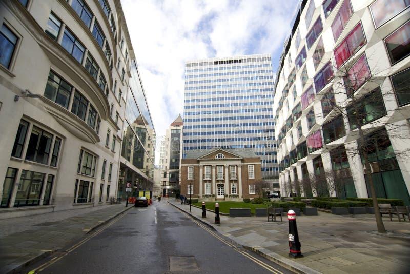 De Architectuur van Londen royalty-vrije stock foto