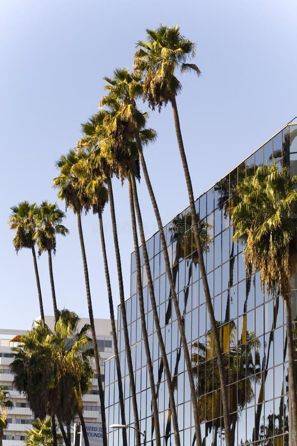 De Architectuur van Los Angeles royalty-vrije stock fotografie