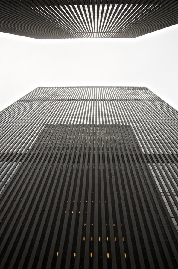 De architectuur van New York royalty-vrije stock afbeelding