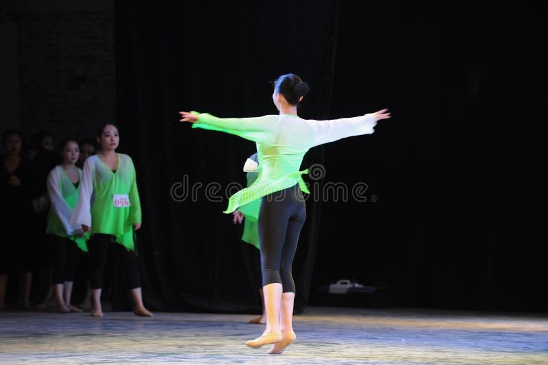 De arena-nationale dans opleiding royalty-vrije stock afbeelding