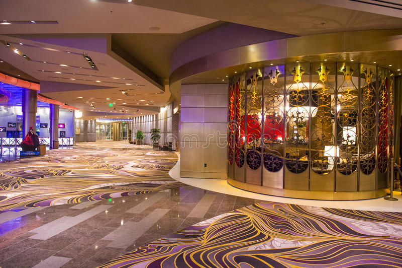 De Aria van Las Vegas royalty-vrije stock fotografie