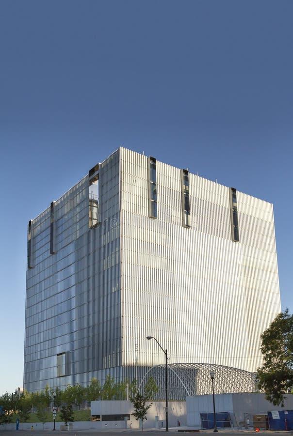 De ARRONDISSEMENTSRECHTBANK van VERENIGDE STATEN voor het District van Utah royalty-vrije stock foto