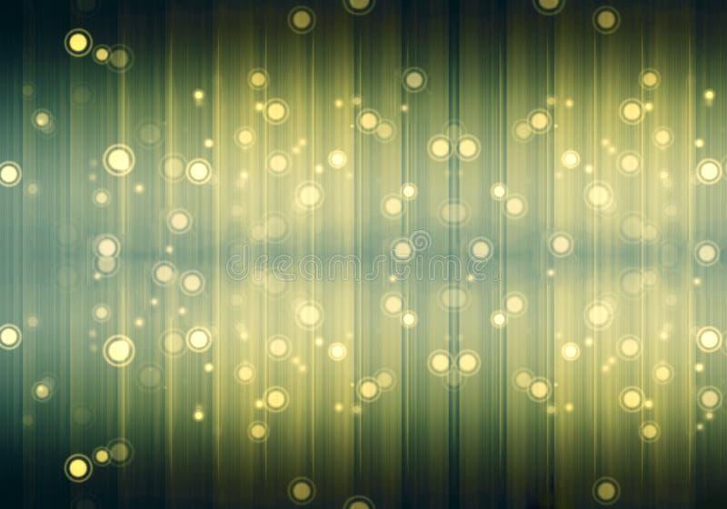 De artistieke abstracte fractal 3d computer geproduceerde achtergrond van het energiegebied stock afbeeldingen