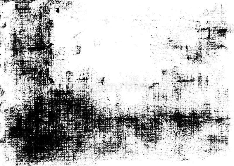 De artistieke achtergrond van het koolstofstof vector illustratie