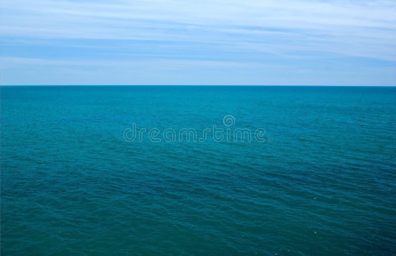 De Atlantische Oceaan stock foto