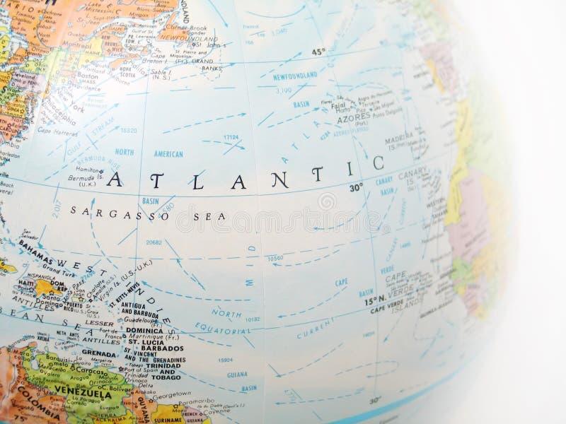 Download De Atlantische Oceaan stock foto. Afbeelding bestaande uit massa - 35104