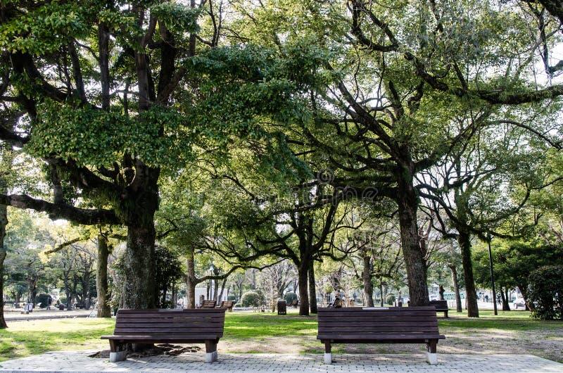 De Atoombomkoepel van Hiroshima royalty-vrije stock foto's