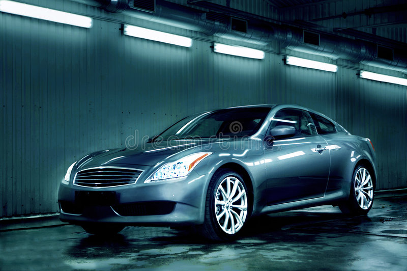 De auto royalty-vrije stock foto