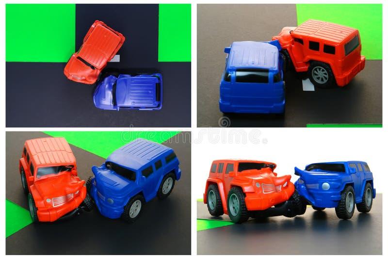 De auto Anatomie van het Onderwijs van de Veiligheid van de Bestuurder van de Neerstorting van de Auto stock afbeelding