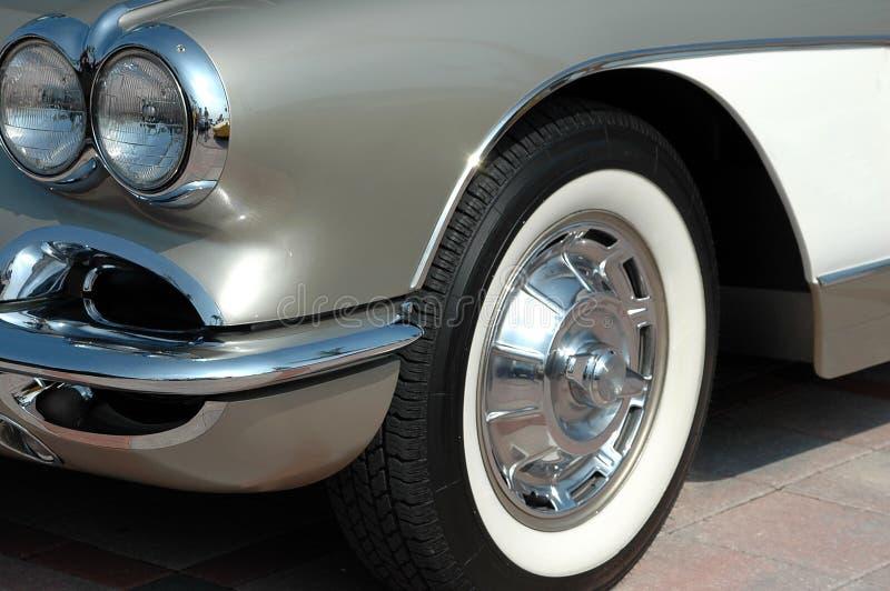 De auto toont royalty-vrije stock afbeeldingen