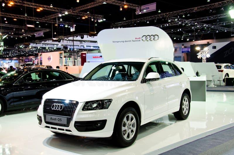De auto van Audi Q5 stock foto's