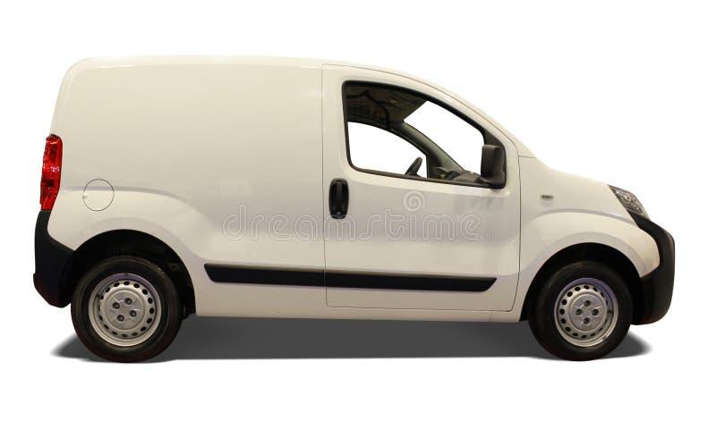 De auto van de levering