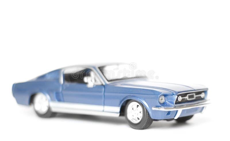 De auto van het stuk speelgoed stock foto