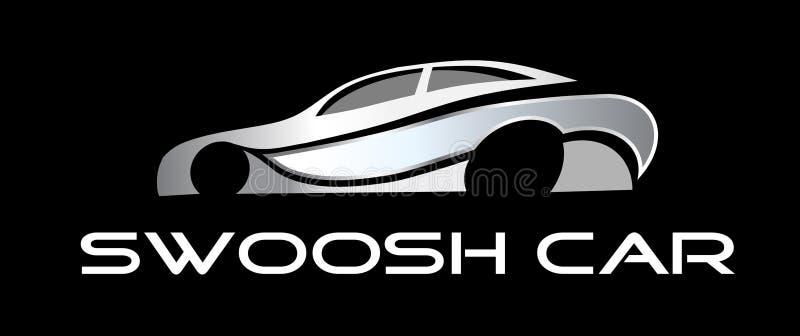 De Auto van Swoosh van het embleem
