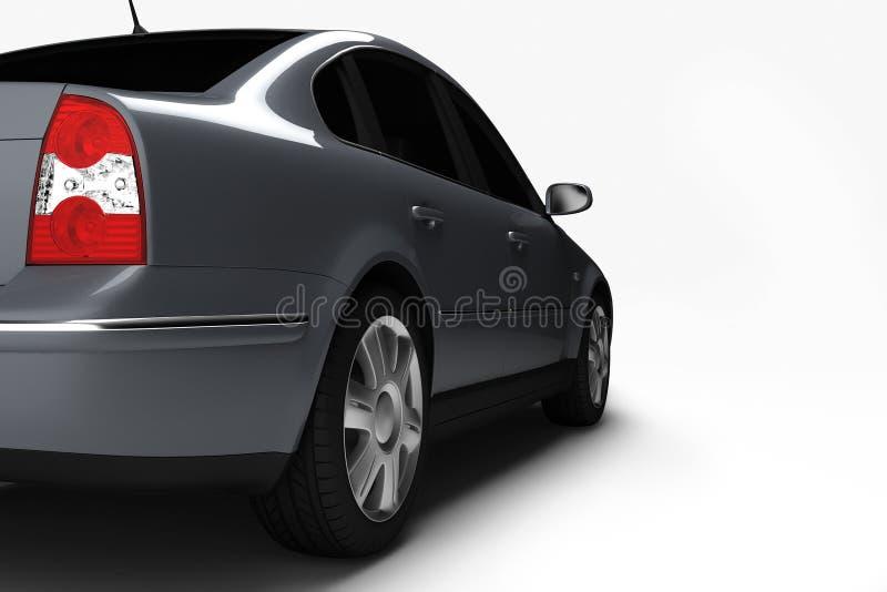 De auto van VW stock illustratie