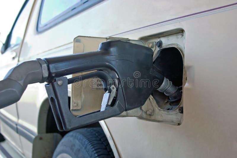 De automaat van het gas royalty-vrije stock foto's