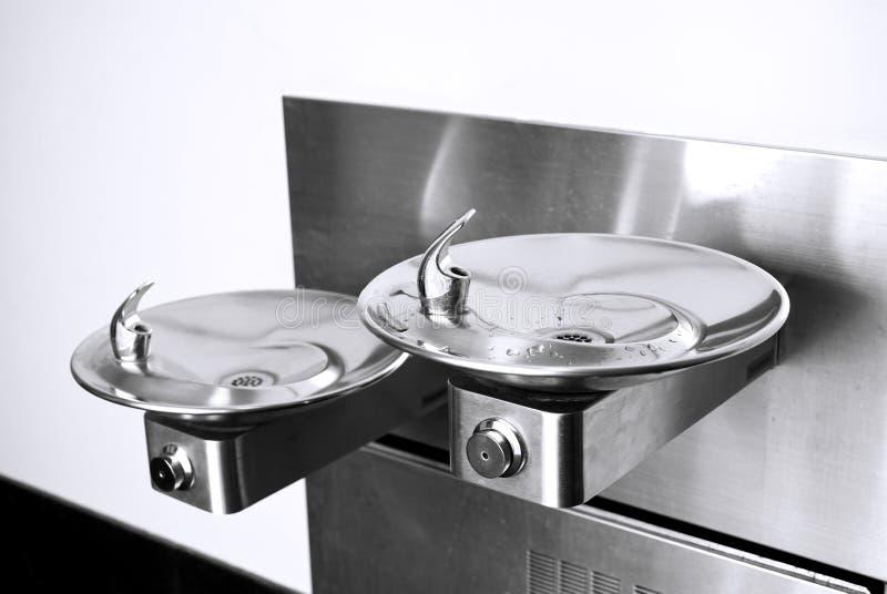 De automaten van het water royalty-vrije stock afbeeldingen
